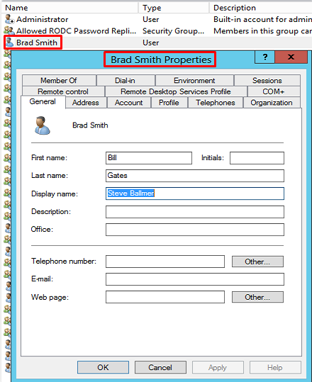 The Strange Way in Which Active Directory Implements the