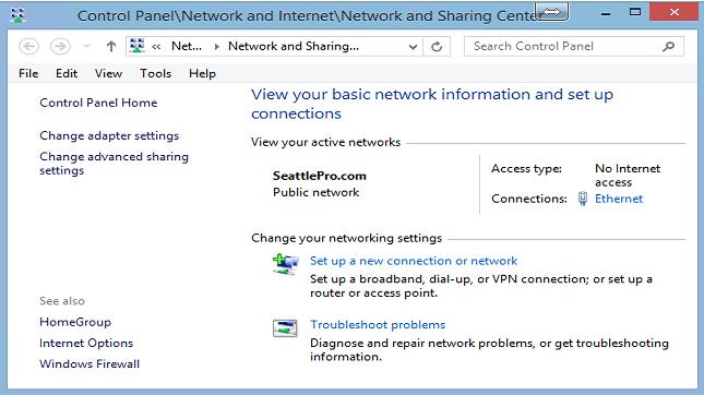 change windows 8 network type