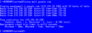 Ping_Google_Mail