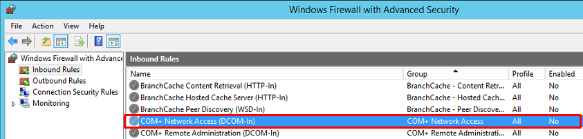 Unable to Access Event Viewer on a Remote Computer