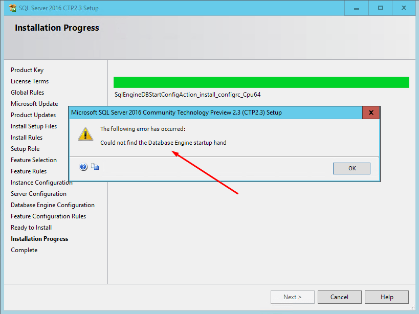 How to Fix the Error