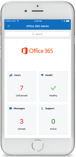 Manage office 365 from your mobile device alexander 39 s blog - Office for mobile devices ...