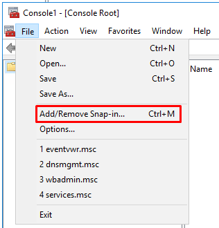 Accessing Event Viewer Logs on Remote Computers | Alexander's Blog