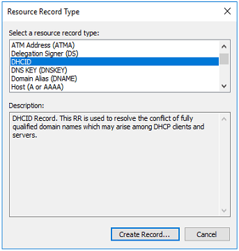 Configuring Name Protection on a DHCP Server to Prevent Name